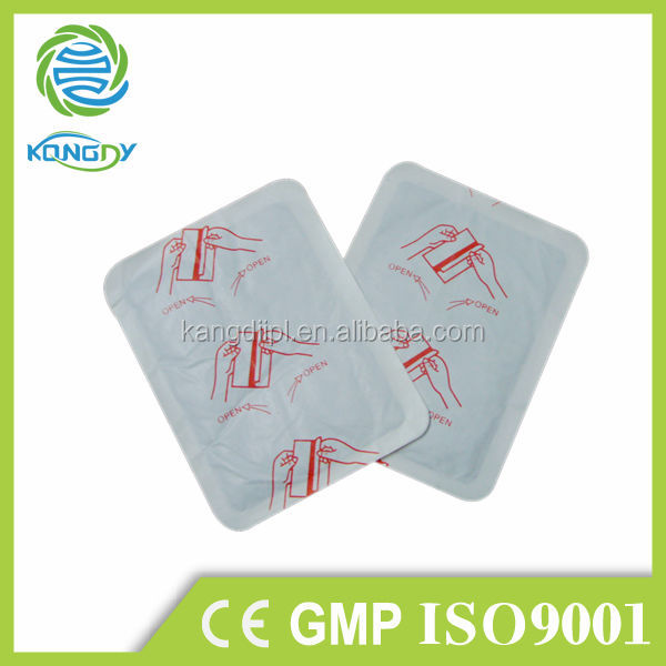 Self heating warm patch/cute warmer patch /body heat patch