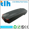 lithium ion 36v 10ah lifepo4 battery pack for electric bike