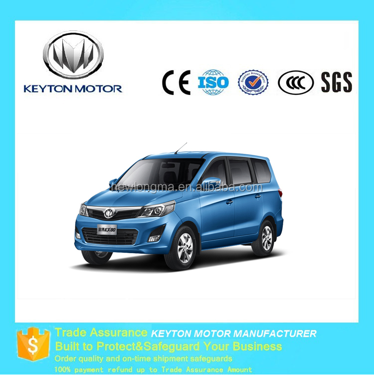 Keyton Automobile Air Conditioning Parts with High strength body and good Safety Family Car for Sale