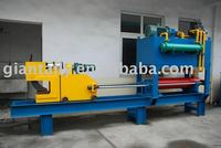 Aluminium profile stretcher machine