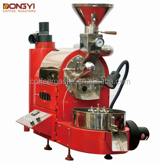 1kg home coffee roaster / up to 1500g / factory direct price/ <strong>electric</strong> or gas choice