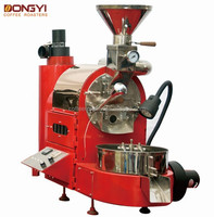 1kg home coffee roaster / up to 1500g / factory direct price/ electric or gas choice