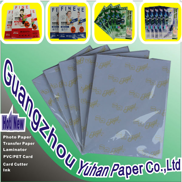 High quality a3 180G paper cheap high glossy inkjet photo paper