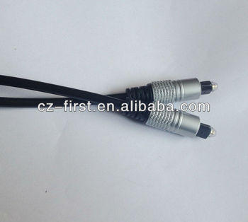 10m CE&ROHS Toslink Audio Cable for good life