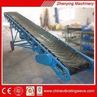 High Quality ZY Series Coal Belt Conveyor System