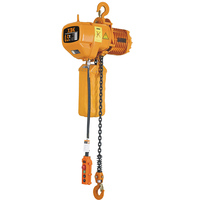 1ton-Electric Chain Hoist with hook single speed