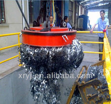 MW5 High Frequency Lifting Electromagnet,lift 2000kg steel scrap