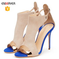 Europe Last Fashion Ladies High Heel