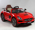 Mercedes Benz Licensed Ride on Car with 2.4G Remote Control electronic steering wheel