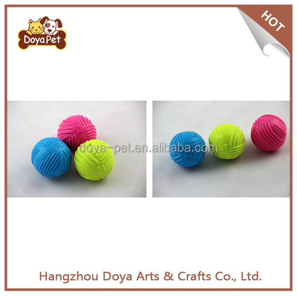 Best Selling Cleaning Dog Chew Toys Ball With Whistle
