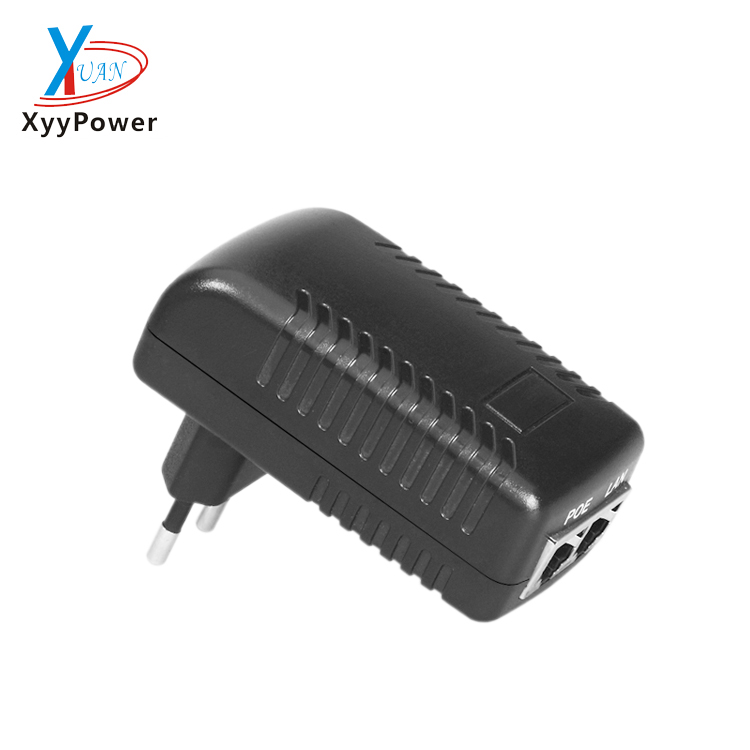 China manufacturer ac dc 12v 24v 36v 48v poe power supply alibaba website