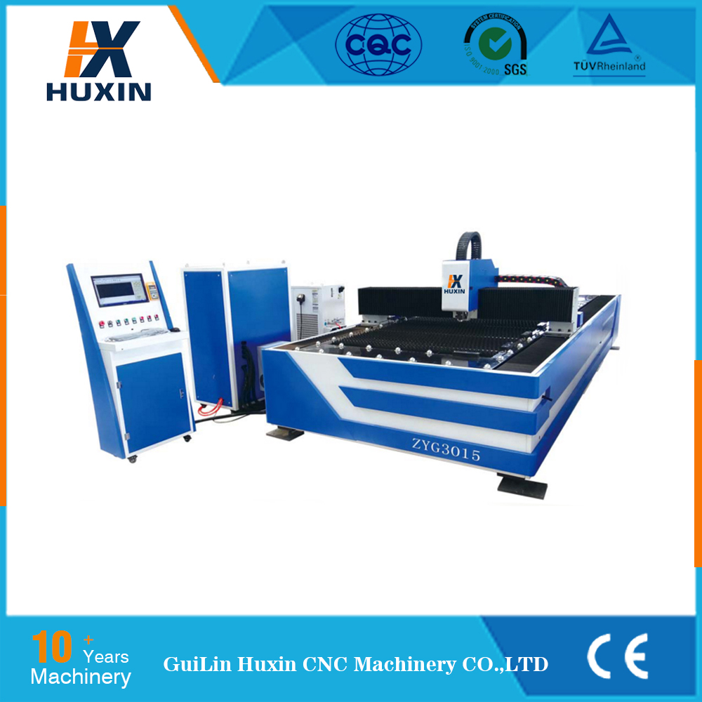 Best small fiber laser cutting machine made in China