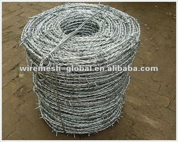 best quality Barbed wire (Factory)