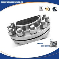 Auto flange manufacturer in China flanging machine hydraulic pump flanges
