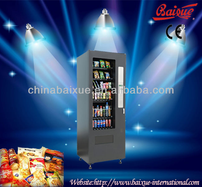 HOT SALE for commercial use Retail Automatic Vending Machine, VCM-3000 CE/RoHS standard with high quality