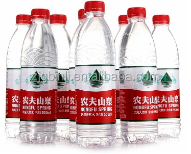 CGF XGF Bottled Mineral / Pure Water Making Machine