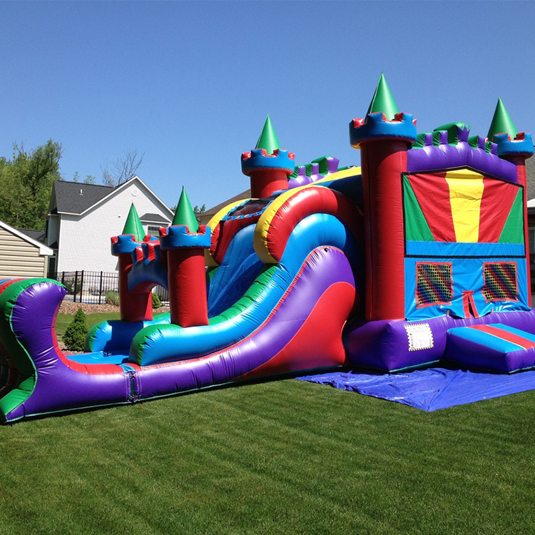 Giant Adult Small Inflatable Commercial Bounce House Inflatable Bouncy Castle Jumping Castle For Sale
