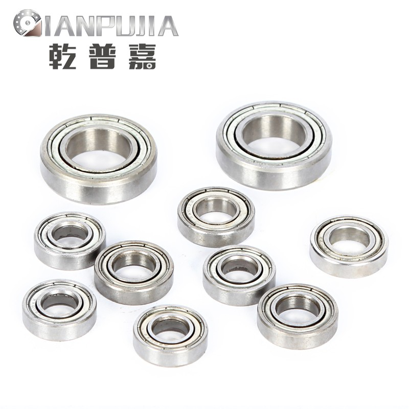 High Speed OEM Supplied Cheap Price Thin Wall NSK Deep Groove Ball Bearing 61807