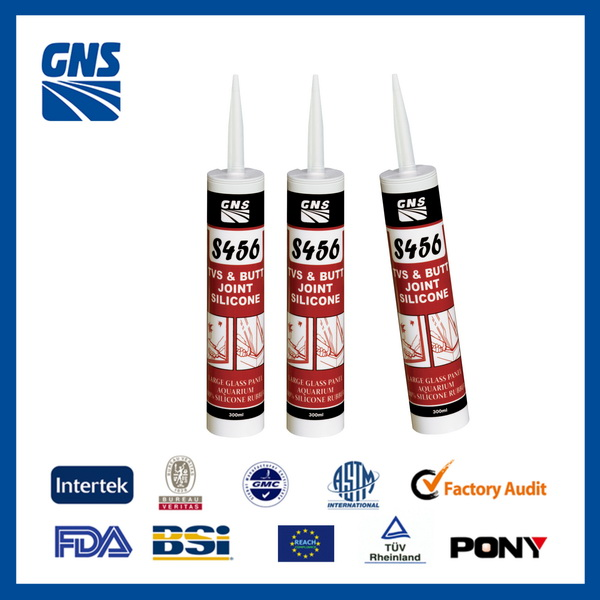 300ml Professional Manufacturer Neutral Silicone Sealant