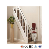 Discounted Disabled Stair Lifts, 2 Person Vertical Hydraulic Stair Lift