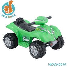 Good price kids four wheel motorcycle for sale with electronic brake WDCH9910