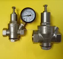 stainless steel pressure reducing valve