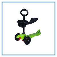 Bulk buy from china China manufacturer kick board mini 3 in 1 scooter