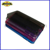 New Arrival Colorful Crystal Clear Hard Case for iPhone 4 4s All Colors are Avialable