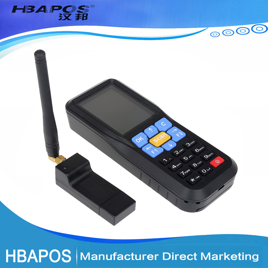 HBA-E6 USB 433MHz Wireless Receiver Data Collector with Large Storage
