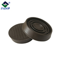 Wholesale rubber round furniture caster cups
