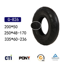 Child Baby Wheel Parts Buggy Stroller Tires 200X50