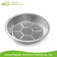 Factory disposable aluminum wholesale foil pie pans