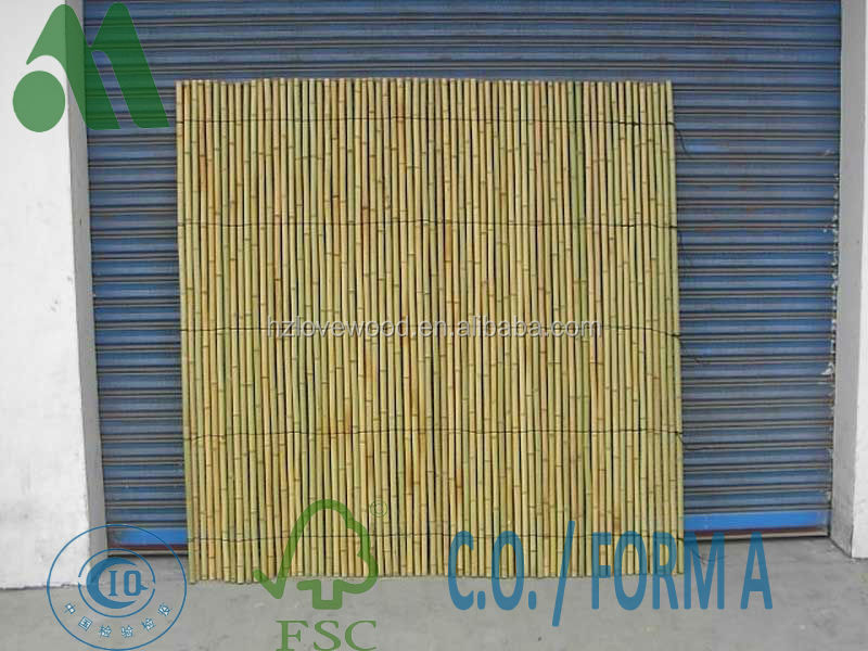 Bamboo Roll Fence Screen Bamboo Fencing Bamboo Garden Fence