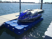 floating dock plastic pontoons