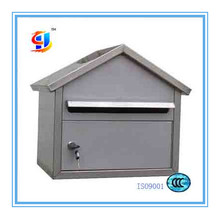 china supplier hot sale cast iron mailbox