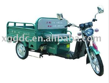 electric pedicab for cargo