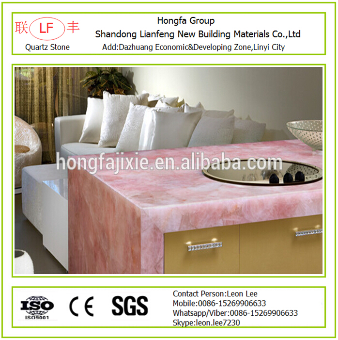 Best quality statuary white quartz slabs in China