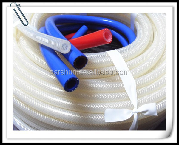 High quality silicone rubber milking hose