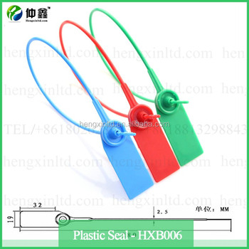 Plastic Container Security Seal Alibaba Hot
