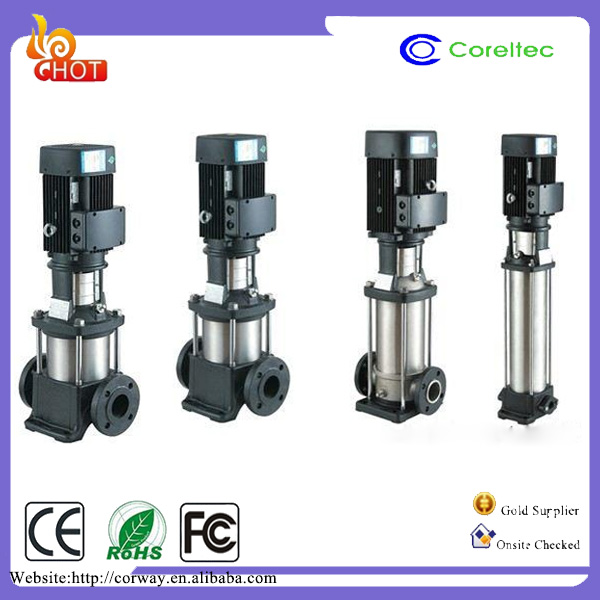 Vertical Multistage Centrifugal Pump Self-Priming Marine Pumps