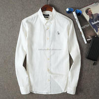 Professional Factory Tailored Button Down Collar