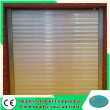 Remote control roller shutter automatic aluminum rolling door