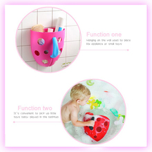 lovely best baby toy storage bath toy