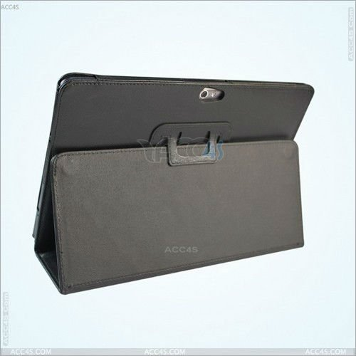 English Amazon stand flip Leather case for asus tf700