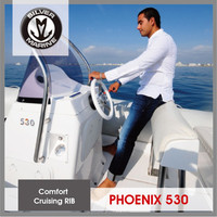 Silver Marine hypalon inflatable rib boat,speed boat (Phoenix 530 5.3M)
