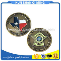 2017 office coins challenge coin no moq China