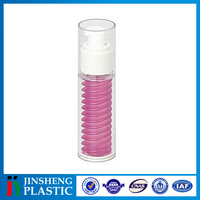 Hot selling Supply from factory Cosmetic plastic vials pop top vials bottles plastic drug