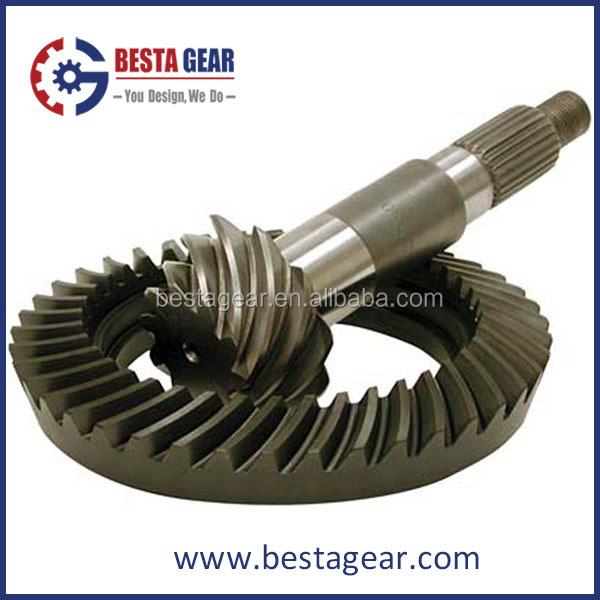 OEM&ODM china crown wheel pinion for Tractor