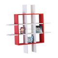 Fashion wall book shelf,rack home decoration and easily assemble