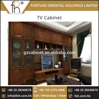 Excellent Quality Attractive/ Classic Design Tv Set Wall Cabinet at Low Cost